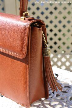 Vintage Valentino purse.