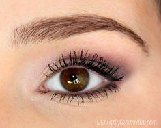 VIDEO: How to Make Brown Eyes Pop - Makeup Tutorial for Brown Eyes ~ GetGlammedUp - Beauty & Fashion