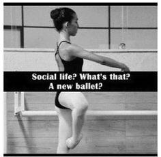 Resultado de imagen de ballet memes
