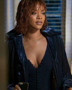 Rih as Marion in bates motel  #Rihanna #Batesmotel