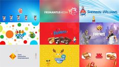 Top Best Logos Play with Objects Parody Happy Logo, Best Clips, Cool Logo, Hot Dogs, Objects, Entertaining, Play, Logos, Funny