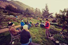 Esalen...Farm & Garden Crew Gathering