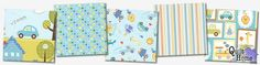 Happi by Dena Designs — Blissful Blue Palette