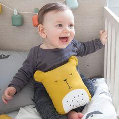 Orso cuscino gioco, bellissima idea anche per i più piccoli