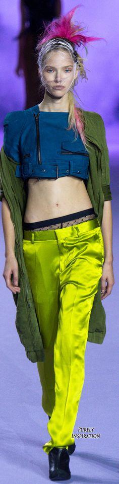 Haider Ackermann SS2016 Women's Fashion RTW   Purely Inspiration