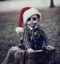 Jack Skeleton, un déguisement pour un petit garçon qui ne craint pas l'effroi