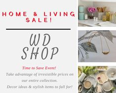 From now until October take advantage of our Home & Living Sale! Decor ideas & designer jewelry all at exceptional prices. Find stylish items you'll fall for! Hello October, Interior Decorating, Interior Design, Design Consultant, Designer Jewelry, Home Gifts, Home And Living, Decor Ideas, Inspired