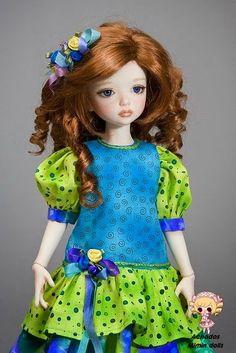 Mimin Dolls: roupas