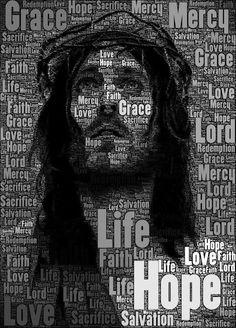 Jesus is...................................