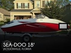 Used 2009 Sea Doo 180 Challenger, Jacksonville, Fl - $18000 32224 - BoatTrader.com