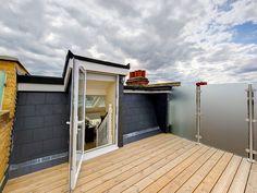 Elmfield Road Project Roof Terraces, Greater London, South London, Lofts, Garage Doors, Flat, Google, Outdoor Decor, Photos