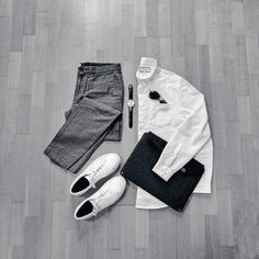 3 Outfit Grids For The Minimalists – LIFESTYLE BY PS
