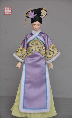 纳兰烟 Tiny Dolls, Ooak Dolls, Debut Decorations, Chinese Dolls, Ballerina Party, Asian Doll, Doll Costume, Chinese Culture, Doll Crafts