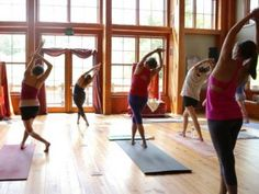 survival strategies for teaching your first yoga class