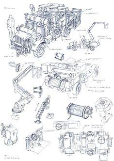 vehicle 17 by TugoDoomER