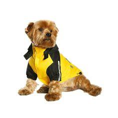 Paddington Grey Duffle Coat. See our full range of dog coats at ...