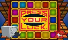 Big Money, No Whammies! Childhood Tv Shows, Childhood Memories, Press Your Luck, 80 Tv Shows, Video Game Reviews, Game Codes, The End Game, Old Games, Cartoon Tv