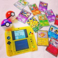 An excellent set with @yukitchi357!!     Goodnight   #pokemoncards #nintendo2ds #nintendo #nintendoworld #nintendolife #ninstagram #heartnintendo #pokeball #retrogaming #retrogamer #2ds #3ds #mario #pokemon #zelda #gamer #gaming #nes #link #wiiu #wii #videogame #pikachu #anime #ds #igersnintendo #pokemonx #supernintendo #nintendo64 #gamefreak