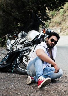 Mussoorie, me and biking