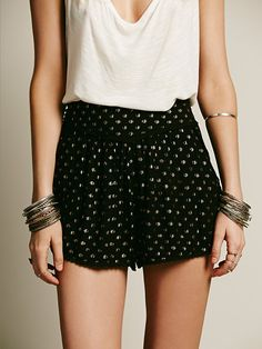 Free People Wear It for Love Skort at Free People Clothing Boutique