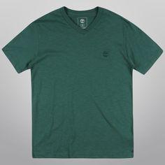 A camiseta Timberland V Neck Ultimate é básica e perfeita para qualquer ocasião. Macia e confortável, ela acompanha você do início ao fim de sua jornada.  Tags: Camiseta, moda, moda masculina, estilo, roupa, homem, v-neck