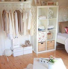 Pretty pastel room