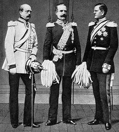 Roon, center, with Otto von Bismarck (left) and Helmuth Graf von Moltke (right). The three leaders of Prussia in the Wilhelm Ii, Kaiser Wilhelm, Otto Von Bismarck, Digital History, Donald Sutherland, Cultura General, The Great, Royals, Europe