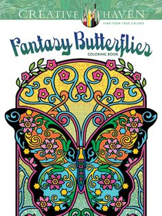 Butterflies Tea Party Activity Coloring  Book - Roses And Teacups