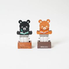 A beary cute (sorry, had to) date stamper for those who still like paper correspondences.