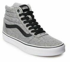 8a9bce28b9 Details about VANS WARD STATIC HI shoes for men