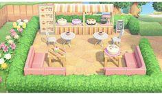 Animal Crossing Cafe, Picnic Blanket, Outdoor Blanket, New Leaf, Decoration, Custom Design, Instagram, Cute, Qr Codes