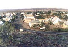 View over Williston