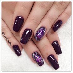 @pronail_salon #nail #nailsart#nails #nailart #nailswag #nailstagram #nail #naildesigns #nail #naildesign #uv#uvgel #uvgelnails #uvnail#gelnail#gel#gelmanicure#manicure #design #desings #rhinestone #sparkle #beautiful #girl #mattenails #cute#bellmore#chromenails#mirror#marblenails