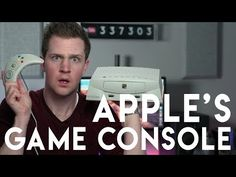 Apple Made a Game Console! Cellular Network, Make A Game, Apples To Apples Game, Mac, Games, Console, Youtube, How To Make, Graphics