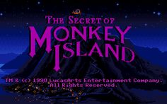The Secret of Monkey Island (Commodore Amiga)