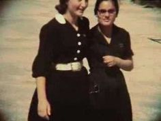In 1961, a boat load of Cretans who lived in the U.S. converged upon New York City and took the Queen Frederika to Crete. There, they visited many sites in their motherland. Sooklaris brilliantly shot and edited this very interesting video of the life and times of that event, but also a glimpse at what life was like in Crete in 1961.  School girls wear uniformed dresses, and boys wear their school caps which resemble military officer's caps, but actually are standard issue for school boys..