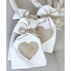 ΜΠΟΜΠΟΝΙΕΡΑ ΓΑΜΟΥ ΛΙΝΟ ΠΟΥΓΚΙ ΕΚΡΟΥ ΜΕ ΚΑΡΔΙΑ ΑΠΟ ΛΙΝΑΤΣΑ - ΚΩΔ:MPO-04821 Burlap, Reusable Tote Bags, Nice, Hessian Fabric, Canvas