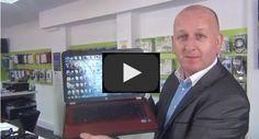 Misterprinter video about a woman sitting on a laptop Laptop Screen Repair, Monitor, Woman, Videos, Video Clip