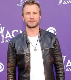 Dierks Bentley.  That face though. <3