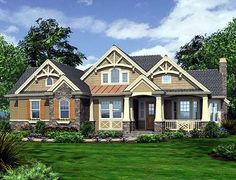 With basement but only has 2 bedrooms??  Love the exterior