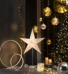Weihnachtstrends 2015 - Sternlampe - Erhältlich bei deinem Einrichtungspartner in der Nähe