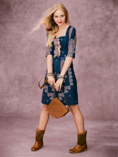 2F Burda Magazine Easy. Cute and wearable with several variations.
