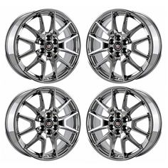 10 Best Custom Aftermarket Chrome Rims images in 2016