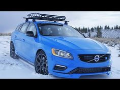2016 Volvo V60 Polestar: The Hottest Wagon of Them All? - Ignition Ep. 146 - YouTube