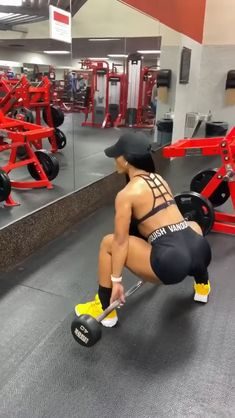 If you should be looking for hairstyles that will allow you to comfortable while you Leg And Glute Workout, Buttocks Workout, Full Body Gym Workout, Gym Workout Videos, Gym Workout For Beginners, Fitness Workout For Women, Slim Thick Workout, Slim Waist Workout, Shoulder Workout