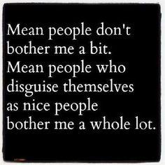 Terrible People.