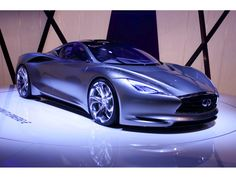 Electric Infiniti  Emerge-E Concept Supercar  www.dealerdonts.com