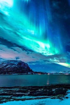 landscape featured northern lights nature travel europe norway scandinavia thanks aurora borealis Beautiful Sky, Beautiful Landscapes, Beautiful World, Beautiful Places, Beautiful Pictures, Beautiful Lights, All Nature, Amazing Nature, Northen Lights