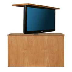 Retractable TV Stand  Wow! Way To Expensive But Cool!