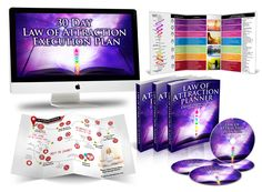Order law of attraction planner